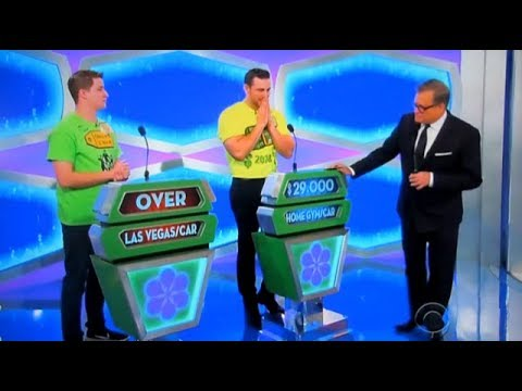 The Price is Right - Showcase Results - 5/23/2018