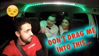 SOMETIMES COUPLES ARGUE (Funny Uber Rides)