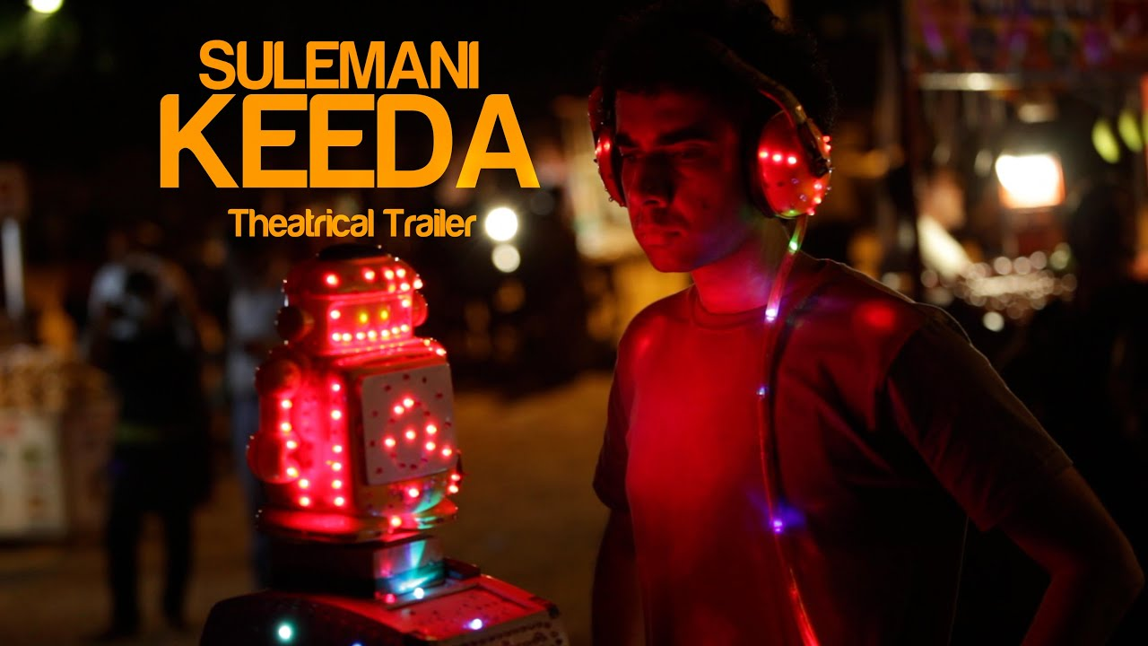 Sulemani Keeda Official Trailer - YouTube