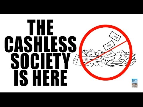 CASHLESS SOCIETY Coming to India and Sweden! Financial Slavery to Central Banks!