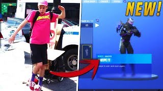 FORTNITE: TOUS LES BAILES DE LA SAISON 5 DANS 'REAL LIFE'!! ALL SEASON 5 DANCES IN REAL LIFE!