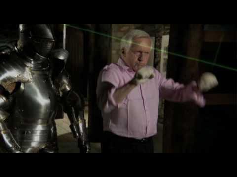 David Dimbleby gets mashed up*