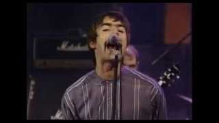 [HD] Oasis - Supersonic + Henry Rollins - Liar (1994 LiVE TV)
