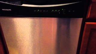 Fridgidaire dishwasher noise please help