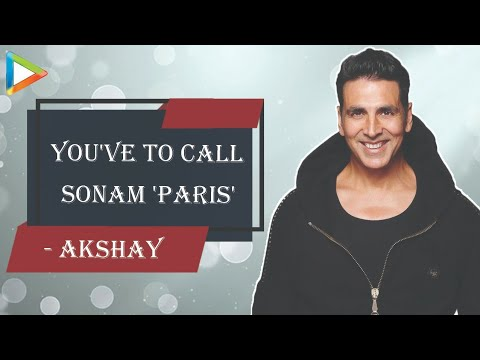TEASER: Akshay Kumar And Sonam Kapoor's HILARIOUS Bonding