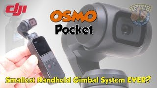 DJI OSMO Pocket - In Depth Review & Sample Footage