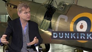 Christopher Nolan on changing his creative process with 'Dunkirk'