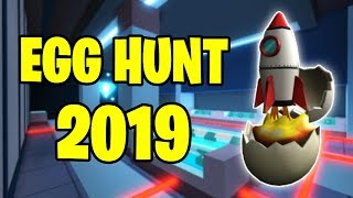 🥚 ROBLOX EGG HUNT 2019 LIVE! | 🏆 JUST RELEASED! | GETTING EGGS EARLY!! | ROBLOX LIVE 🔴