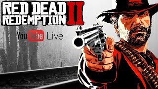 Red Dead Redemption 2 | LIVE STREAM | Waiting for Online