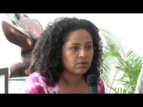 Ruth Sáchez, colectivo Gente Chavista. Foro Permanente de Pensamiento y Acción