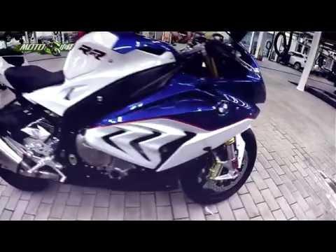 BMW S1000RR Review & Test Super Bike 999 cc