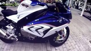 BMW S1000RR-Review & Test Super Bike 999 cc