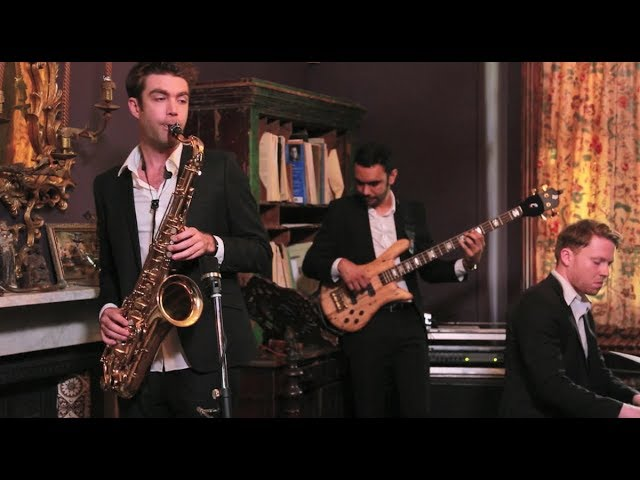 Out of Nowhere - Stringspace - Jazz Band