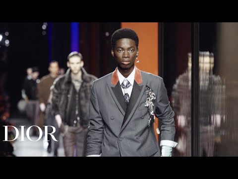 The Dior Men's Winter 2020-2021 Collection