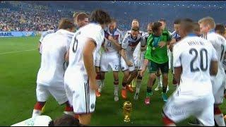 Copa do Mundo 2014: O legado da seleção alemã