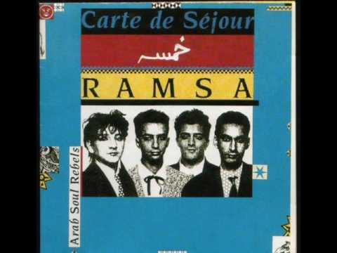 12. Ramsa- carte de se jour
