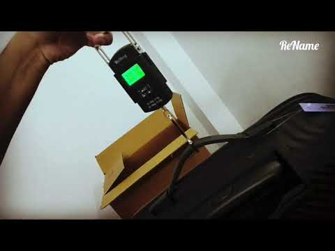 Unboxing of Kamiliant by American Tourister Kam Zakk Polypropylene 68 cm , actual length & weight