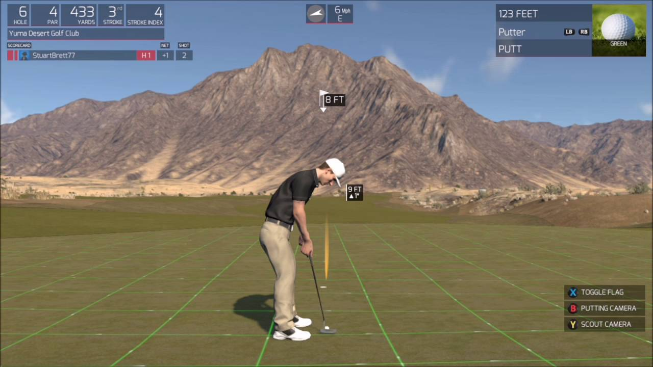 Golfing Games on Xbox One   YouTube Golfing Games on Xbox One