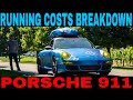 Do Not Buy A Porsche 911 Until You Watch This - Running Cost