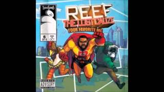Reef the Lost Cauze - Mount Up (Feat. Sabac & Wise Intelligent)