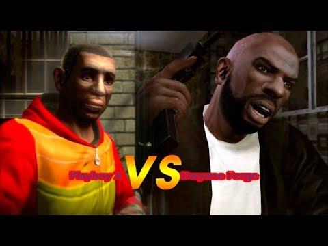 GTA IV: Kill Dwayne Forge or Playboy X (Little guide)