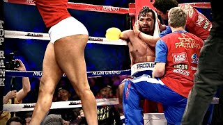 10 Inappropriate Moments in MMA and Boxing