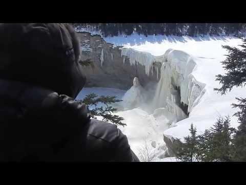 Alexander Falls - Hay River NT Canada