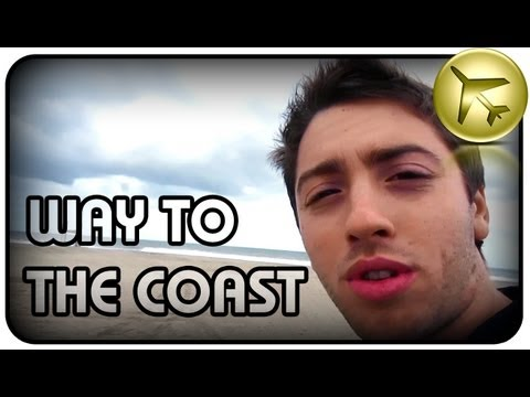WAY TO THE ARGENTINIAN COAST!!     |  itsLean VLOG #28  [TravelVlog Part1]