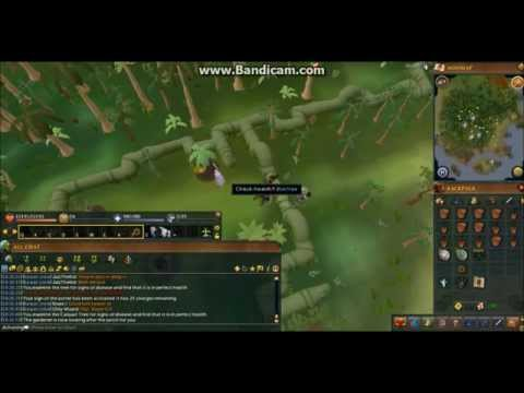 [Runescape 3] Complete Tree Farming Guide | Efficient and Fastest Route