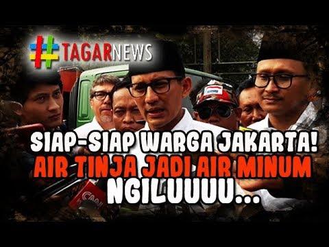 Siap siap, Warga DKI Jakarta Dapat Pasokan Air dari Olahan Air Tinja