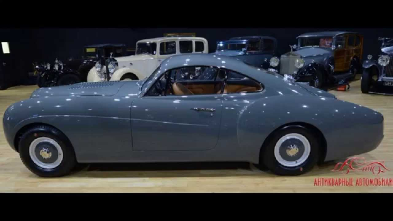 1953 Bentley R Type Fastback Coupe Youtube