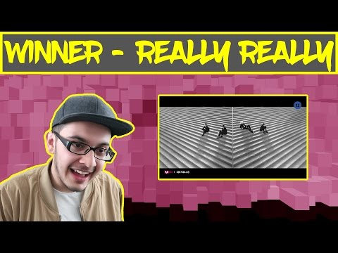 WINNER - REALLY REALLY REACTION