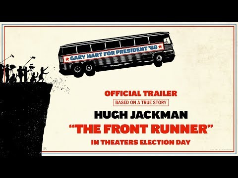 The Front Runner trailers