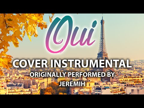 Oui (Cover Instrumental) [In the Style of Jeremih]