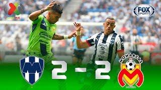 Monterrey - Morelia [2-2]   GOLES   Jornada 2   Liga MX