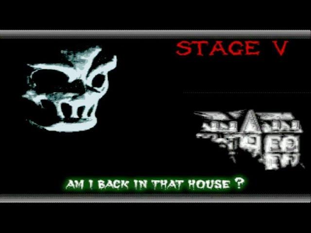 Splatterhouse-3-Back to Light Modo Historia Nivel 5