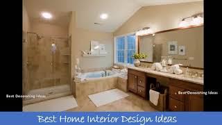 Master bathroom design images | Interior Design with Home Decor & Modern House Inspiration Pic