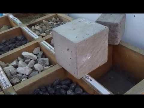 Как выбрать бетон, щебень, песок для фундамента или забора