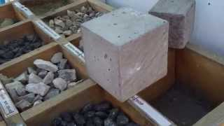 Как выбрать бетон, щебень, песок для фундамента или забора(Консультация по выбору марки бетона щебня и песка от генерального директора компании