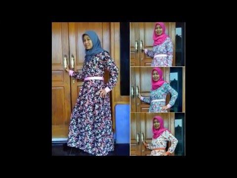 Baju Muslim Katun Jepang , 0858 6762 7822 (Mentari)