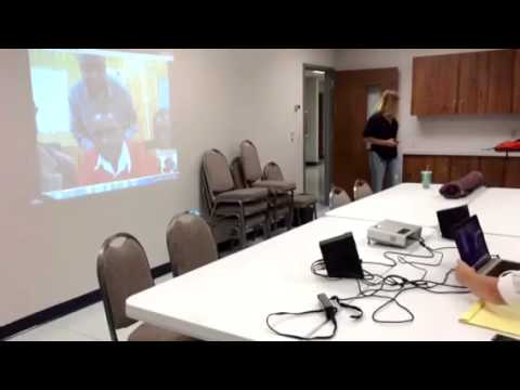Connecting Wisconsin Children with Tanzania through Technology
