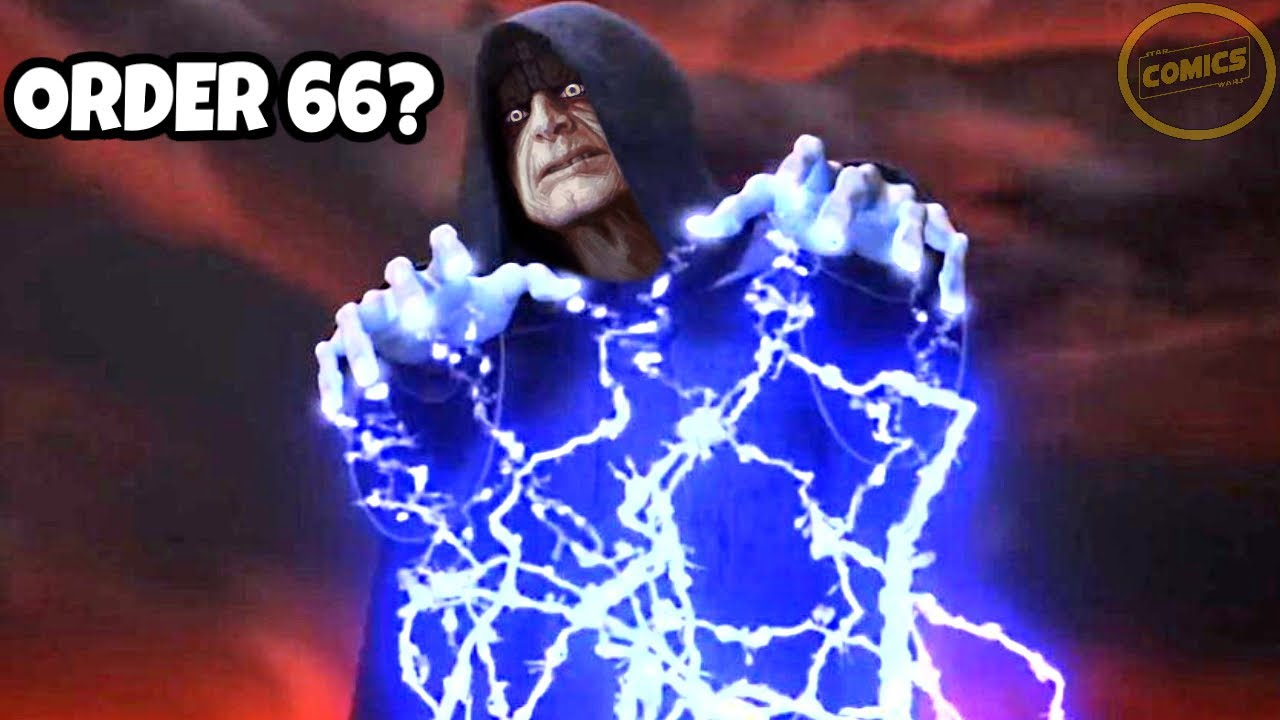Disney JUST CHANGED Palpatine's Order 66(CANON) - Star Wars Explained