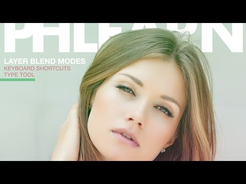 How to Stylize a Magazine Cover in Photoshop Mp3
