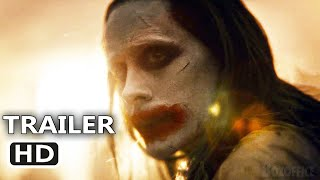 JUSTICE LEAGUE Snyder Cut Trailer # 2 (NEW 2021) Joker, Batman, Superhero Movie HD