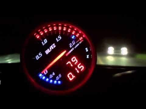 WRX Turbo Boost Pressure Gauge