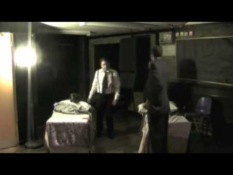 BONUS VIDEO: The Dumb Waiter, By Harold Pinter.
