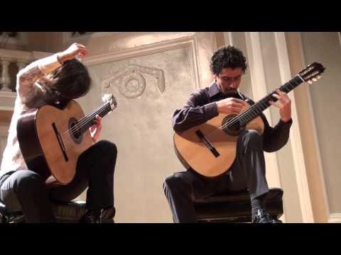 Duo Siqueira Lima - Villa Lobos, Bachianas 4