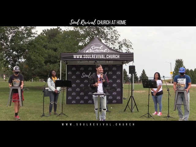 Soul Revival Church at Home - Outbreak, A Series Through Acts - Sunday, September 27, 2020 (part 2)