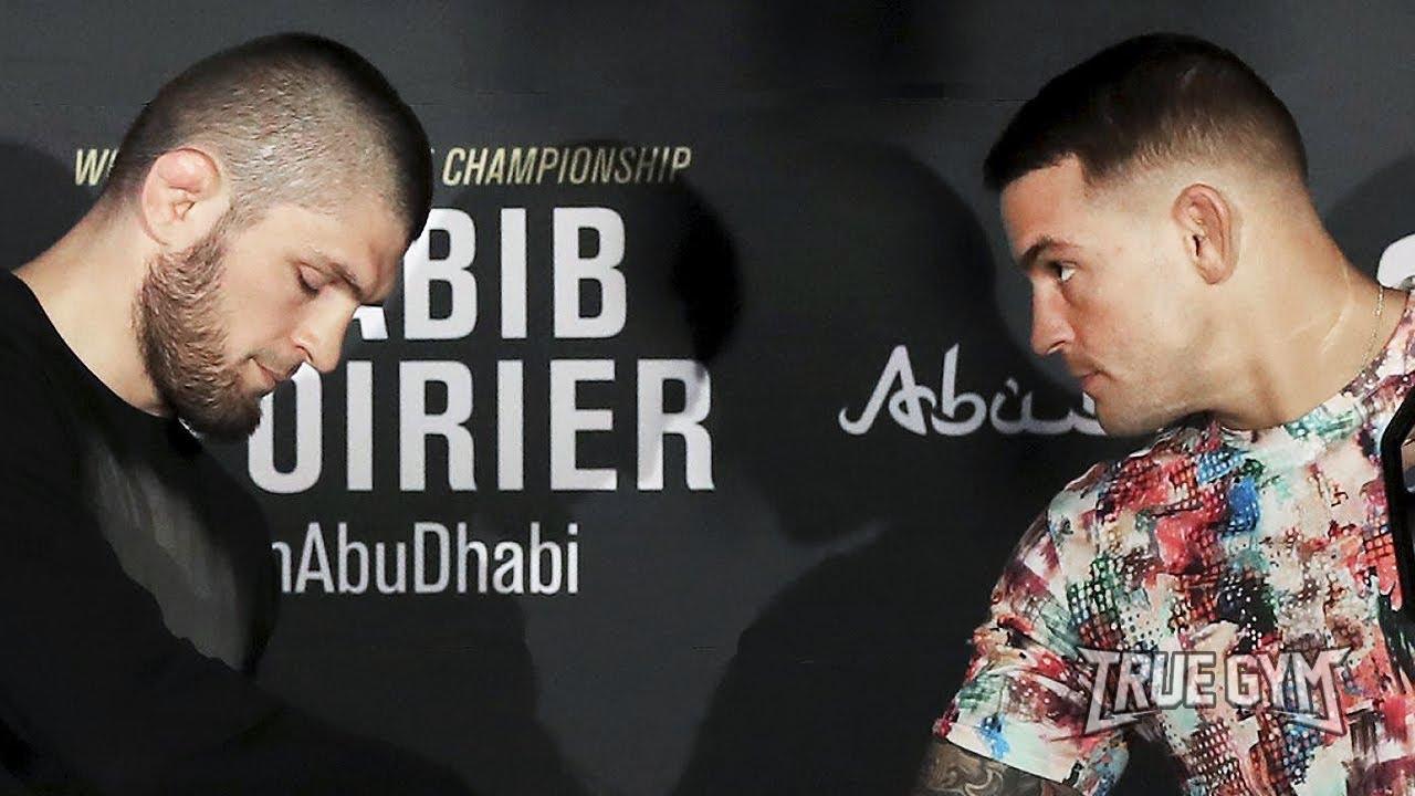 Готов побить Хабиба со всех сторон / Дастин Порье про бой против Нурмагомедова на UFC 242