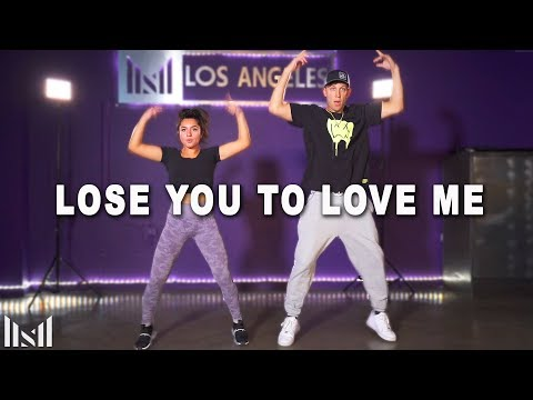 """LOSE YOU TO LOVE ME"" 10 Minute Dance Challenge w/ Tati McQuay thumbnail"